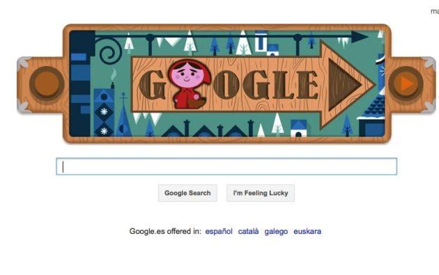 Google homenajea los cuentos de los Hermanos Grimm 29