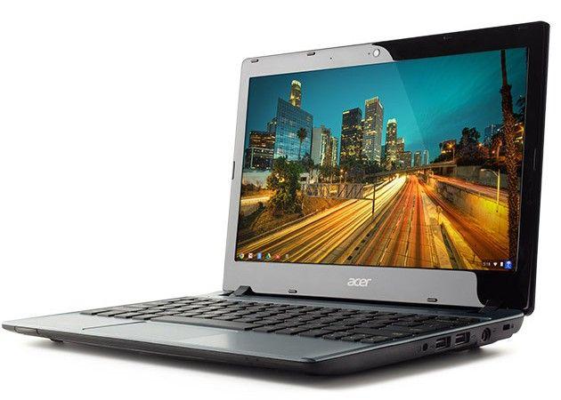 Acer comercializa otro Chromebook C7 premium
