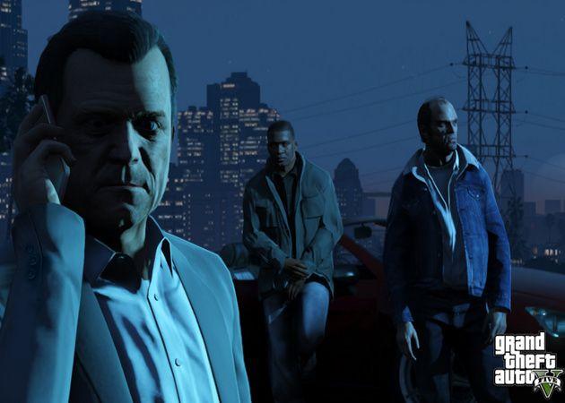 GTA V confirmado para el 26 de marzo y con nuevas imágenes 29