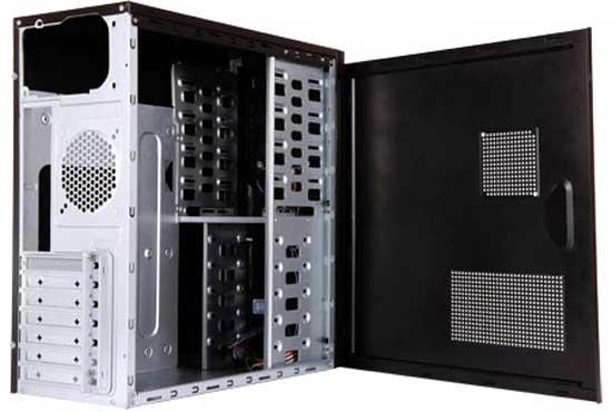 GIGABYTE comercializa cajas ATX GZ-F2 y GZ-F5 36