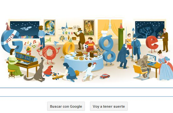 Despedimos 2012 con el doodle recopilatorio de Google... y nuestros mejores deseos para 2013 29