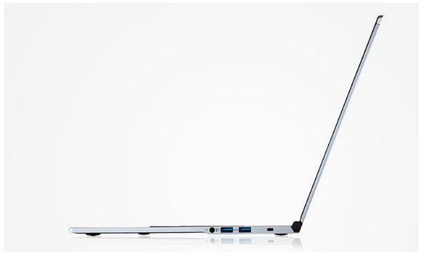 NEC LaVie X, ultradelgado, potente y caro 29