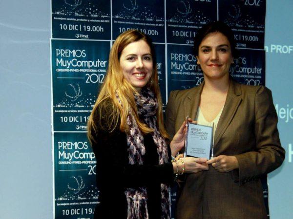 Premios MuyComputer 2012, los galardones del sector TI 34