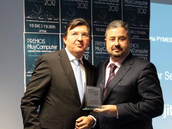Premios MuyComputer 2012, los galardones del sector TI 40