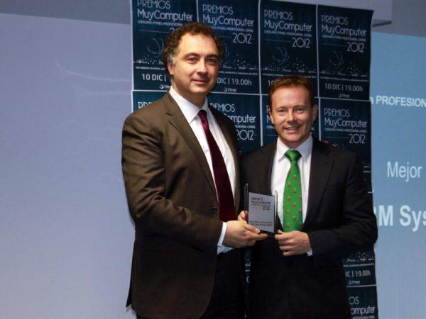 Premios MuyComputer 2012, los galardones del sector TI 36