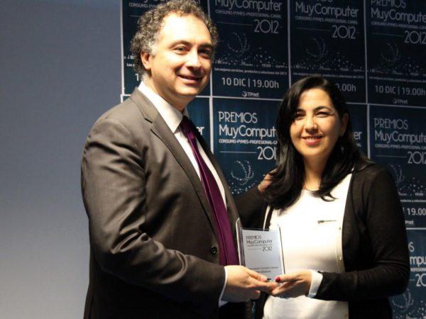 Mejor Solución Tecnológica Hardware Intel Ultrabook Beatriz Perez 600x450 Premios MuyComputer 2012, todo un éxito