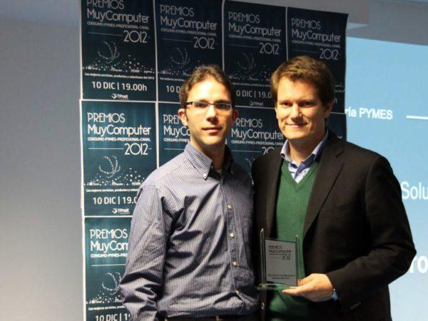 Premios MuyComputer 2012, los galardones del sector TI 39