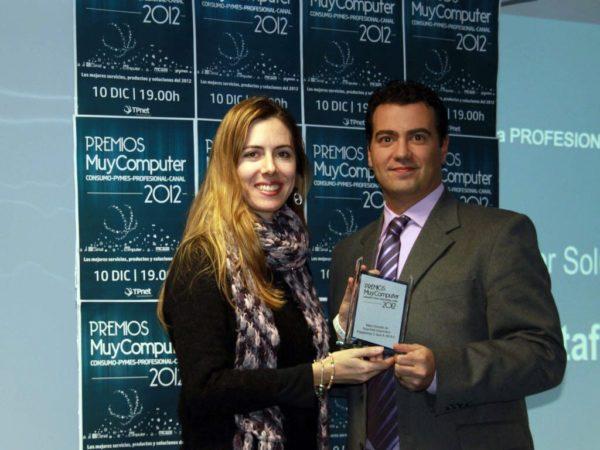Mejor Solucion de Seguridad Corporativa Plataforma Cisco ASA 9.0 Cabriel Agatiello 600x450 Premios MuyComputer 2012, todo un éxito