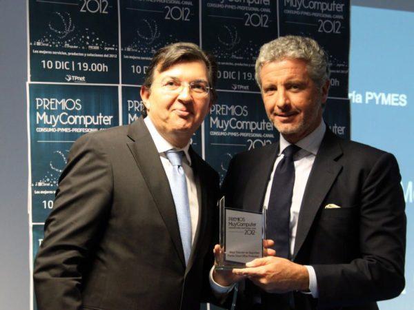 Premios MuyComputer 2012, los galardones del sector TI 42