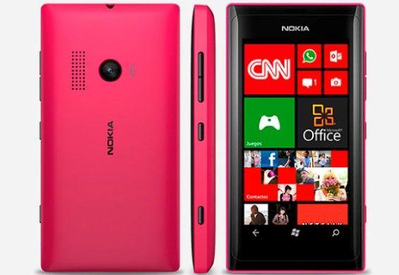 Nokia hace oficial el Lumia 505 29