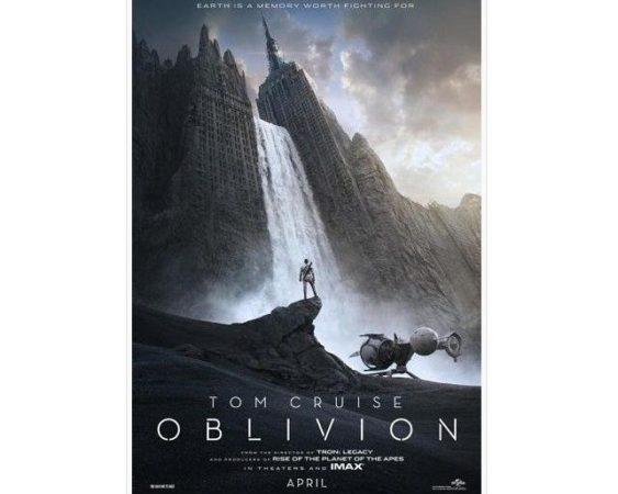 Tráiler y cartel oficial de Oblivion, ciencia ficción con Tom Cruise 28