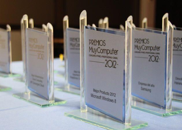 Premios MuyComputer 2012, los galardones del sector TI