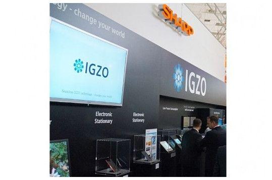 El iPhone 6 y el iPad 5 podrían usar pantallas IGZO de Sharp