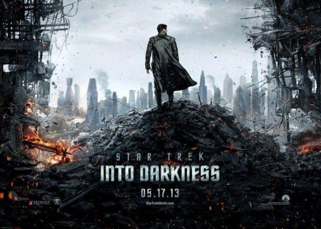 Nuevo tráiler de Star Trek Into Darkness