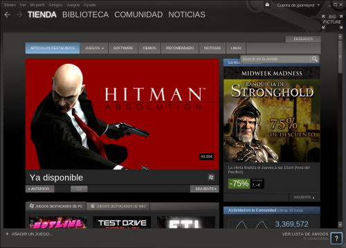 Steam_openSUSE