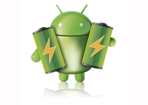 Los 15 dispositivos Android más y menos tragones de batería 31
