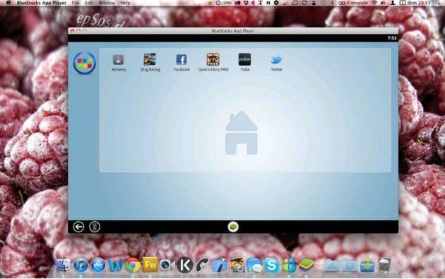 BlueStacks App Player ya está disponible para Mac OS X en fase Beta