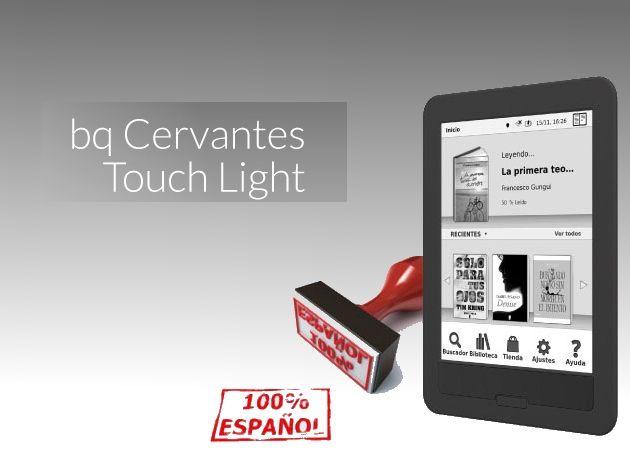 bq Cervantes Touch Light: alternativa española a Kindle Paperwhite 30