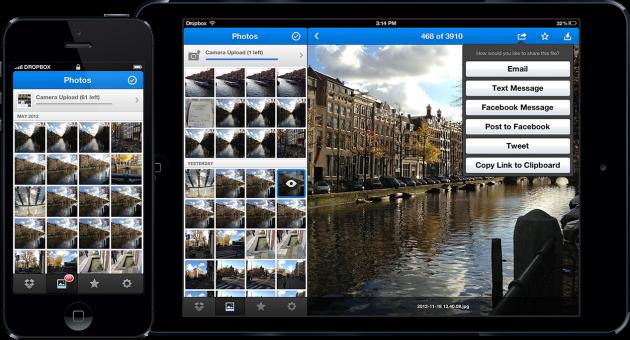 Dropbox 2.0 se renueva en iOS 29