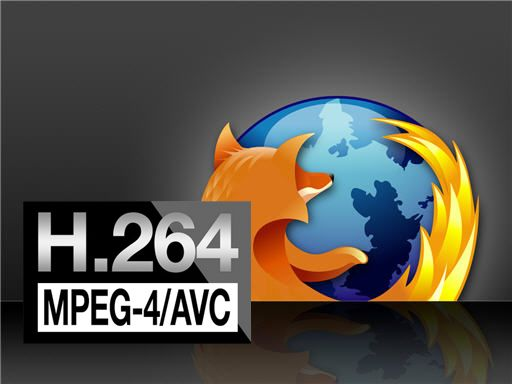 Firefox 20 para Windows tendrá soporte nativo H.264, ¿adiós Flash?