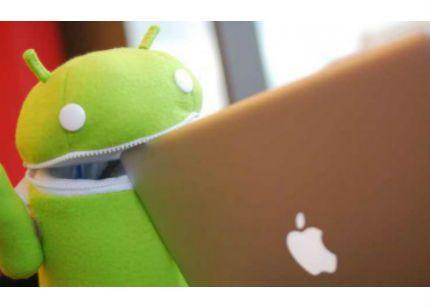 Apple ingresa 4 veces más dinero que Google con App Store