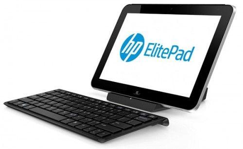 Primer vistazo del tablet HP ElitePad 900 con Windows 8 37