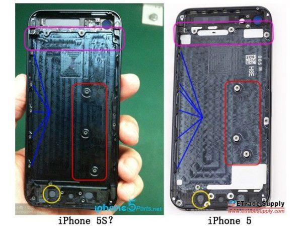 Primeras imágenes del presunto iPhone 5S 31