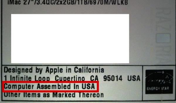 Apple producirá ordenadores Mac en Estados Unidos 31