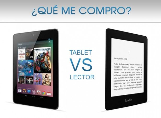 tablet o ebook