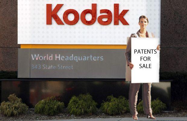 Apple, Microsoft y Google, juntos para comprar patentes Kodak 29