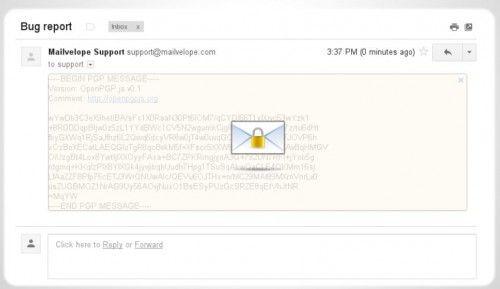 Mailvelope, cifra tus correos con Gmail y PGP fácilmente 33