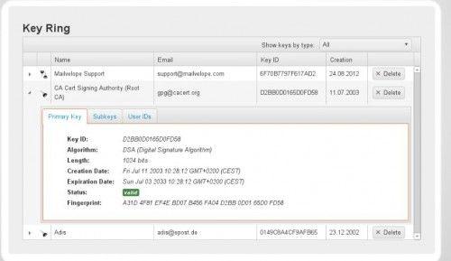 Mailvelope, cifra tus correos con Gmail y PGP fácilmente 34