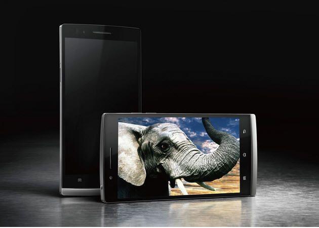 El súper smartphone Oppo Find 5 llegará en el primer trimestre de 2013 27