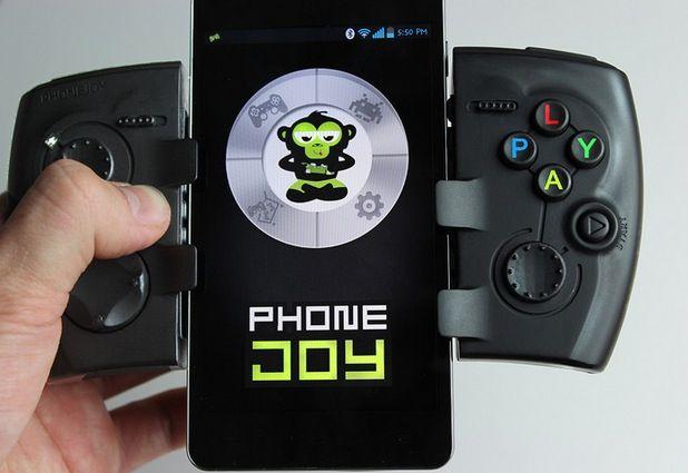 PhoneJoy Play, un invento genial: mandos físicos de consola para tu smartphone 30
