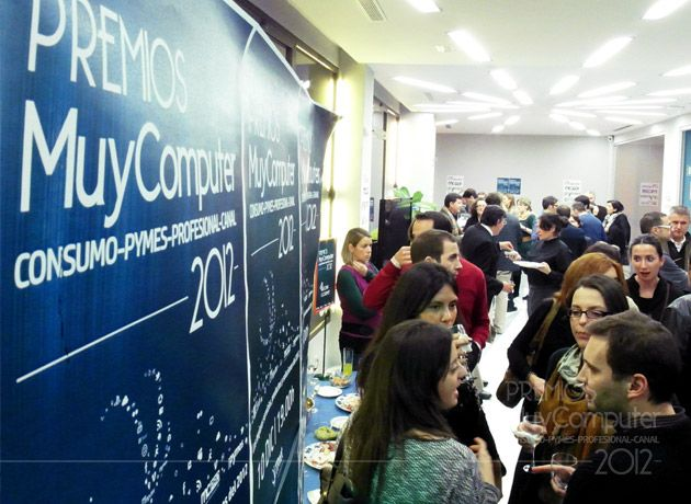 Premios MuyComputer 2012, todo un éxito