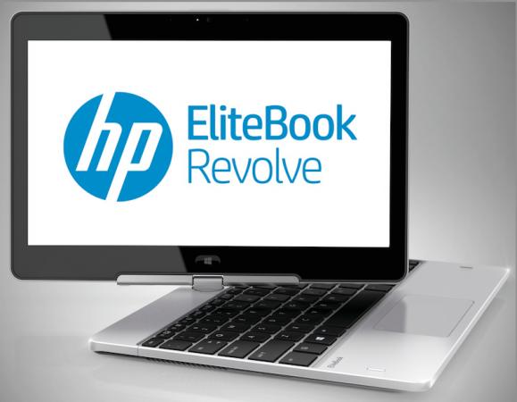 HP amplía su ecosistema de tablets   con el nuevo EliteBookRevolve 29