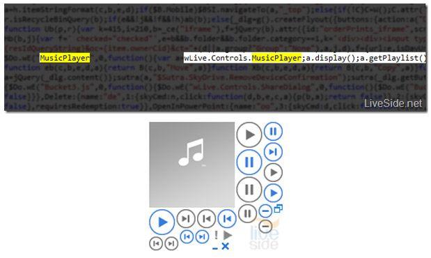 Microsoft integrará reproductor de música en SkyDrive 36
