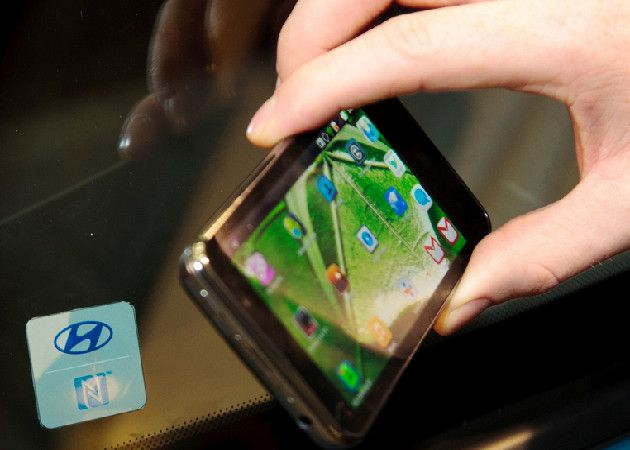 Los smartphones reemplazarán las llaves del coche en 2015 29