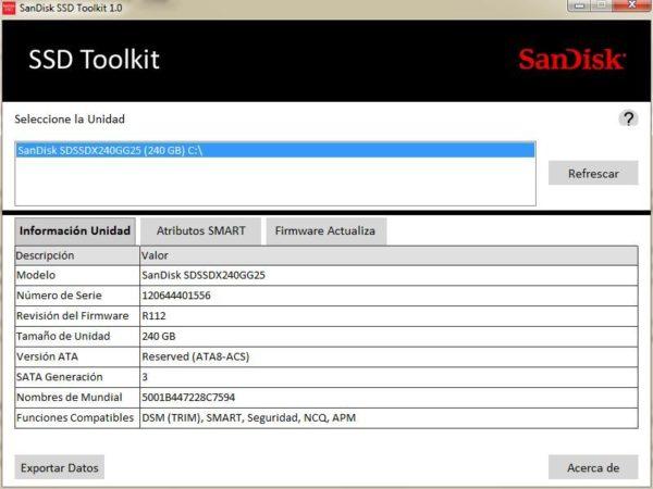 Mejora el rendimiento y estabilidad de tu SSD, actualiza su firmware 32