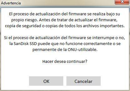 Mejora el rendimiento y estabilidad de tu SSD, actualiza su firmware 33