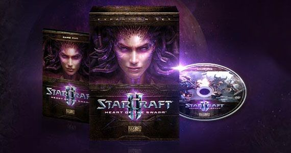 Si reservas StarCraft 2: Heart of the Swarm ya puedes acceder a la Beta 29