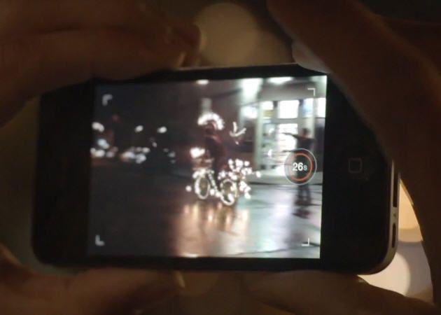 Google presenta una aplicación de captura YouTube para el iPhone e iPod touch 30