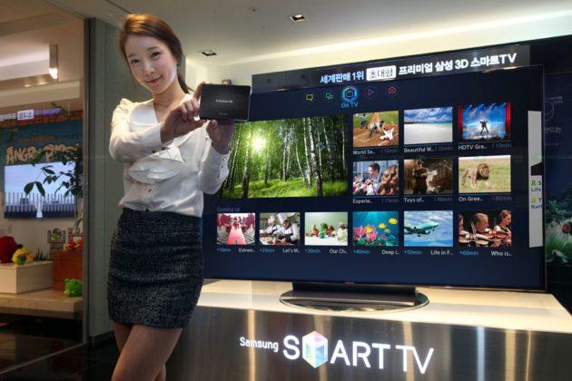 Samsung presentará su Evolution Kit para sus smartTVs en CES 2013 30