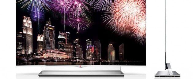 LG ya vende su tele OLED de 55 pulgadas
