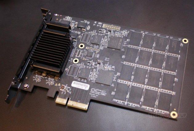 OCZ Vector PCIs SSD, nada menos que 926,2 Mbytes/s 30