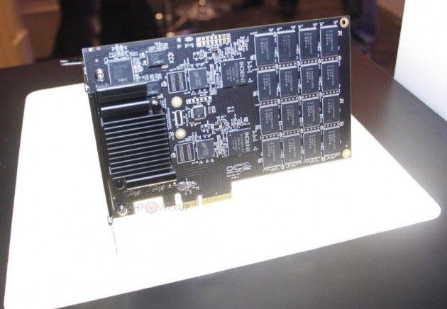 OCZ Vector PCIs SSD, nada menos que 926,2 Mbytes/s 32