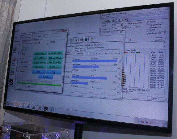 OCZ Vector PCIs SSD, nada menos que 926,2 Mbytes/s 33
