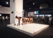 Las 54 BoothBabes más llamativas de CES 2013 81