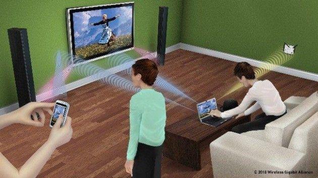 Wi-Fi a 7 Gbps, aprobado el estándar 802.11ad 28