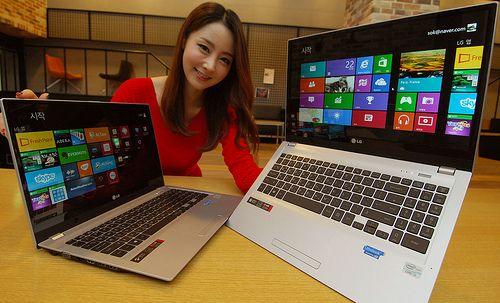 LG U560, ultrabook de 15 pulgadas con resolución FullHD 27